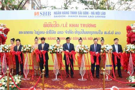 Thêm một ngân hàng 100% vốn của Việt Nam ra đời tại Lào