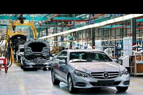 Doanh số bán ôtô tại châu Âu vẫn tăng trưởng tốt trong năm 2015