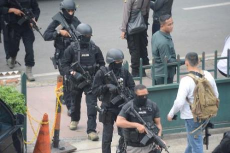 ASEAN, Trung Quốc lên án vụ khủng bố ở Indonesia