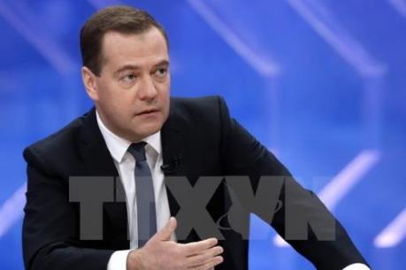 Thủ tướng Nga nêu điều kiện cung cấp khí đốt cho Ukraine