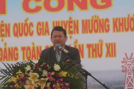 """Lào Cai cấp điện lưới quốc gia cho 14 thôn bản """"trắng"""" điện"""