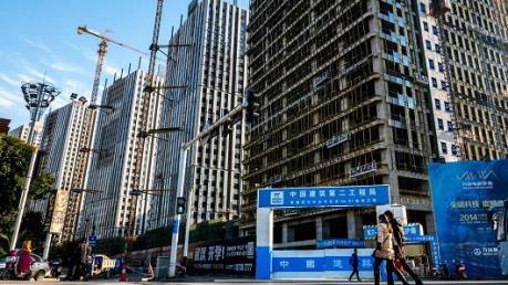 """Thị trường bất động sản Trung Quốc """"ấm"""" lên"""