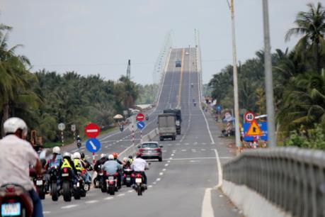 1.800 tỷ đồng đầu tư nâng cấp Quốc lộ 60