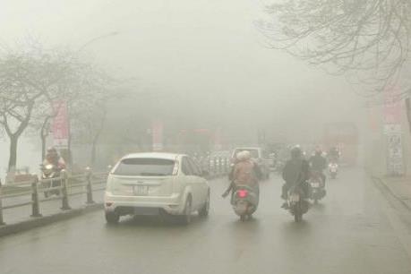 Dự báo thời tiết 21/1: Khu vực Hà Nội mưa nhỏ rải rác trong ngày
