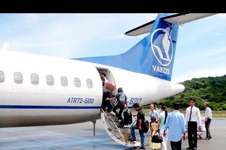 Đưa vào khai thác đường bay Cần Thơ - Khánh Hoà