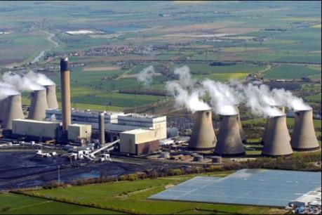 """Đức sẽ """"xóa sổ"""" các nhà máy nhiệt điện chạy bằng than đá"""