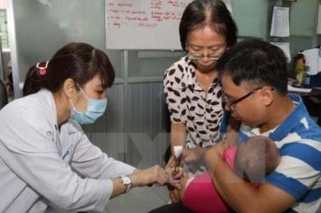 Thêm 12.550 liều vắcxin dịch vụ Pentaxim đợt 2 tại TP.HCM