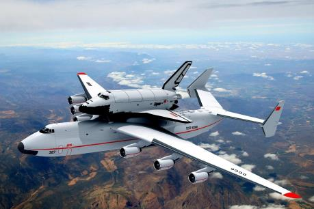 Công ty chế tạo máy bay Antonov bị xóa sổ