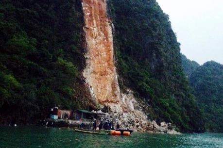 Vụ sạt lở đất đá tại Bản Sen: Đã tìm thấy thi thể các nạn nhân