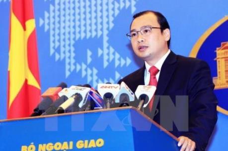 Việt Nam kiên quyết phản đối và bác bỏ Quy chế mới về nghỉ đánh bắt cá trên biển của TQ