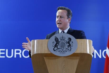 """Thủ tướng Anh lựa chọn """"ở lại"""" EU"""