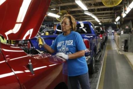 Bão tuyết tác động tới doanh số xe hơi tại thị trường Mỹ