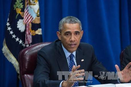 Tổng thống Obama hoan nghênh việc ký kết TPP