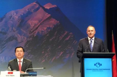 TPP: Nền tảng tốt cho thương mại Việt Nam - New Zealand
