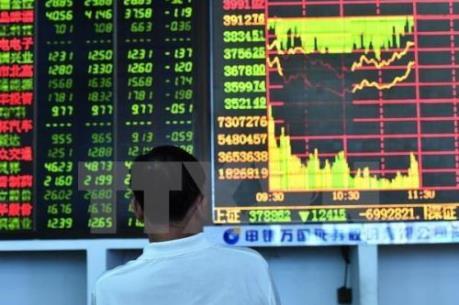 """Chứng khoán Hong Kong nhuộm """"đỏ sàn"""" cả thị trường châu Á"""