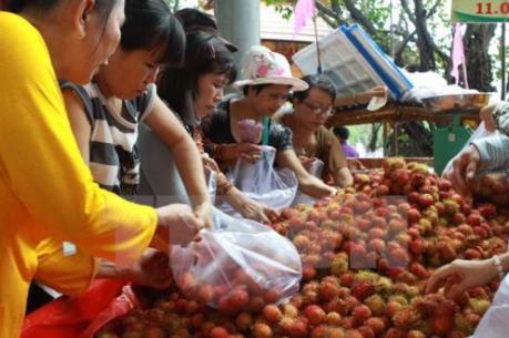Giá rau củ quả, thực phẩm tăng mạnh ngày giáp Tết
