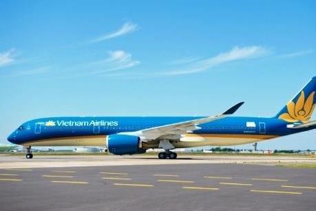 Siêu máy bay A350 của Vietnam Airlines tiếp tục gặp sự cố