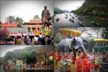 Những lễ hội đầu năm mới không thể bỏ qua tại Hà Nội