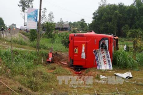 22 người chết vì tai nạn giao thông trong ngày nghỉ Tết đầu tiên