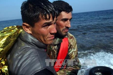 """Vấn đề người di cư: Thổ Nhĩ Kỳ duy trì """"chính sách biên  giới mở"""""""