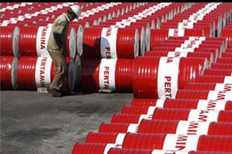Giá dầu thế giới ngày 25/4 giảm