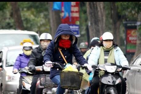 Dự báo thời tiết từ 19/2: Không khí lạnh tăng cường bao trùm Hà Nội