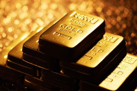 Giá vàng trụ trên mức 1.200 USD/ounce