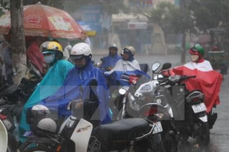 Dự báo thời tiết ngày mai: Bắc và Trung Trung bộ có mưa, mưa rào