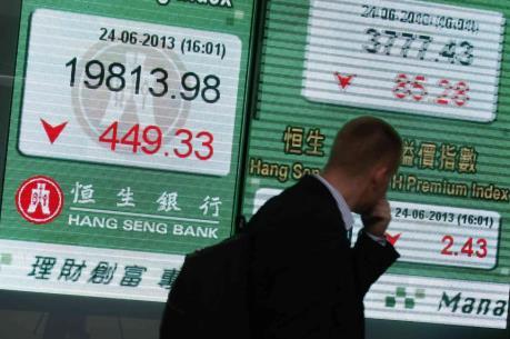 Chứng khoán Hong Kong tăng giảm thất thường sau kỳ nghỉ Tết Nguyên Đán 2016