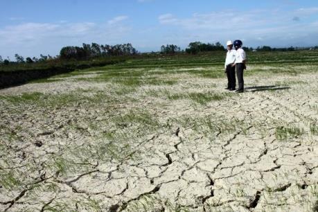 Nhiều thành phố có khả năng thiếu nước sinh hoạt vì hạn, mặn