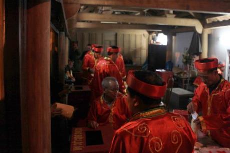 Lễ khai ấn đền Trần Nam Định năm 2016: Đảm bảo ấn phát cho nhân dân