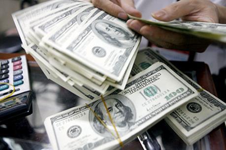 Tỷ giá trung tâm ngày 22/2 giảm, giá USD ngân hàng ít biến động
