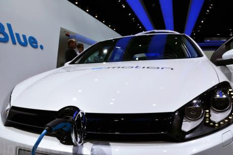 EPA kêu gọi VW sản xuất ô tô điện tại Mỹ