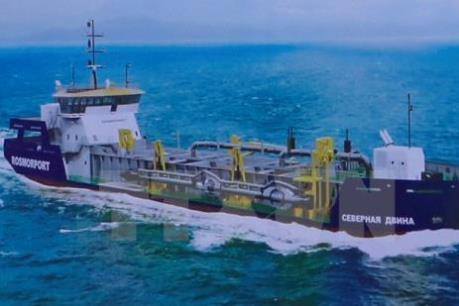 Có điều kiện mở rộng hợp tác đóng tàu Nga - Việt