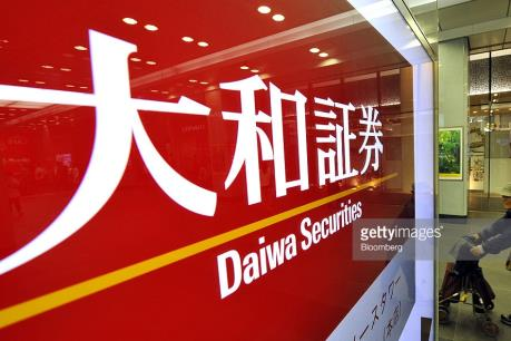 SSI: Daiwa Securities Group Inc đăng ký mua 26,5 triệu cổ phiếu