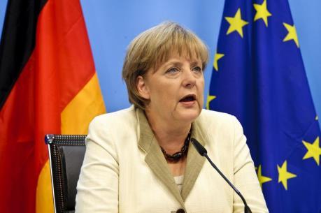 Vấn đề người di cư: Thủ tướng Đức kêu gọi EU không đẩy Hy Lạp vào tình trạng hỗn loạn
