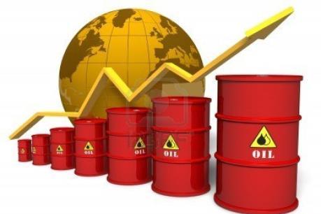 Giá dầu tăng phiên đầu tuần tại châu Á