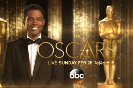 Oscar 2016 kém hấp dẫn khán giả truyền hình