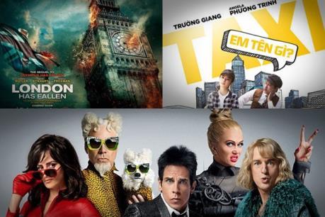 Điểm mặt các phim đáng xem ra rạp cuối tuần này