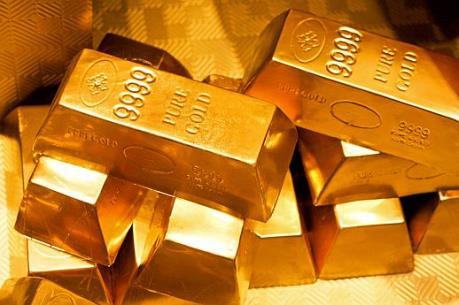 Giá vàng châu Á chiều 1/3 tiếp tục tăng