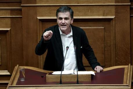 Bộ trưởng Tài chính Hy Lạp cảnh báo về nguy cơ đổ vỡ của gói cứu trợ