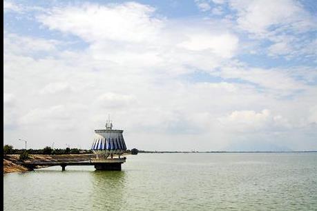 Hồ Dầu Tiếng xả nước, đẩy mặn trên sông Sài Gòn