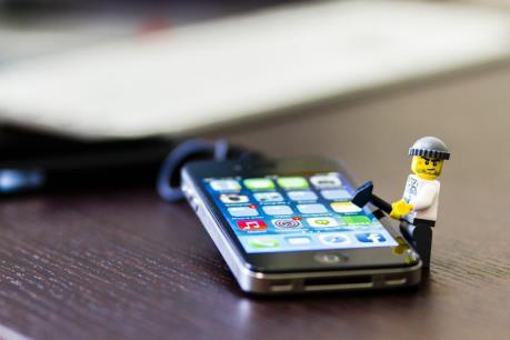 Mỹ lo ngại giới tội phạm có xu hướng chuyển sang dùng điện thoại iPhone