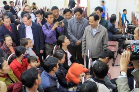 Thanh Hóa: Ngư dân không phải di dời 4 bến neo đậu tàu thuyền tại Sầm Sơn