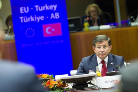 Vấn đề người di cư: EU chưa nhất trí với đề xuất của Thổ Nhĩ Kỳ
