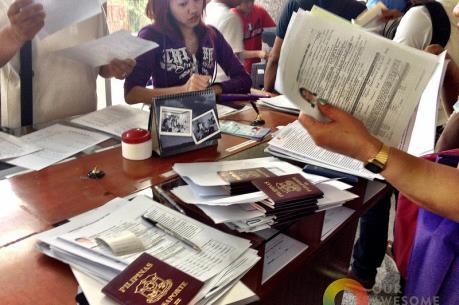 Công dân Việt Nam xin thị thực vào Hàn Quốc phải nộp giấy xét nghiệm bệnh lao