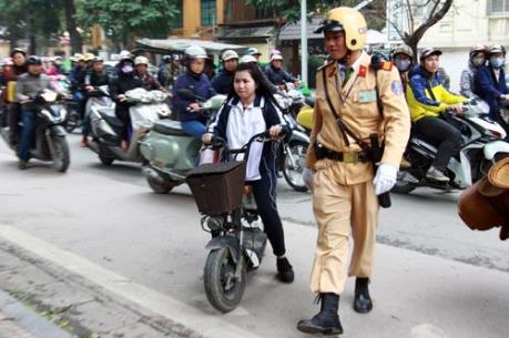 Học sinh vi phạm an toàn giao thông nhiều lần sẽ bị xử lý ra sao?
