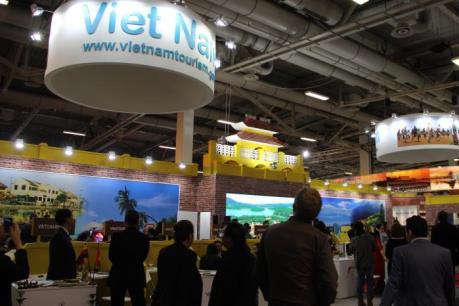 Việt Nam xuất hiện ấn tượng ở Hội chợ du lịch lớn nhất thế giới