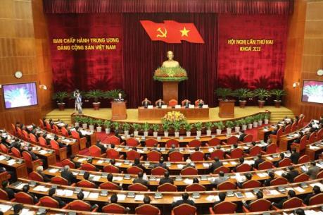 Hội nghị Trung ương 2 khóa XII: Giới thiệu nhân sự cấp cao của các cơ quan Nhà nước