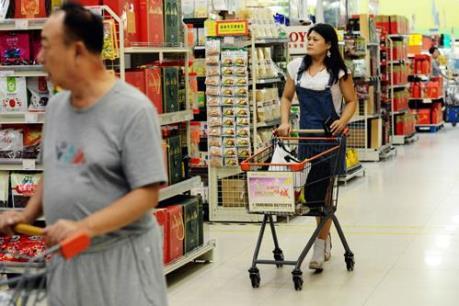 Tăng trưởng kinh tế của Trung Quốc giảm xuống mức thấp kỷ lục